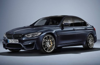 Photo of 2017 BMW M3 30 YEARS EDITION F80