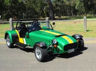 Photo of 2017 CATERHAM SEVEN 485R MY17
