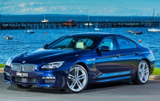 Photo of 2017 BMW 6 40d GRAN COUPE F06 MY16