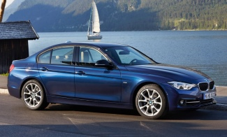 Photo of 2017 BMW 3 20i IND COLLECTION F30 LCI MY17