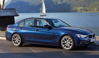 Photo of 2017 BMW 3 20d M-SPORT F30 LCI MY17