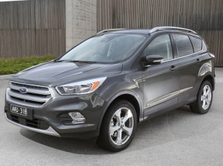 Photo of 2017 FORD ESCAPE AMBIENTE (FWD) ZG