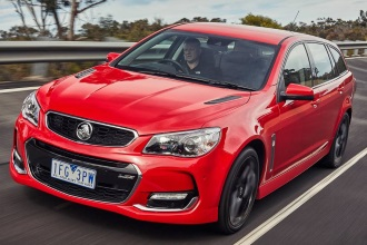 Photo of 2017 HOLDEN COMMODORE SV6 VF II MY17