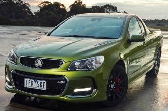 Photo of 2017 HOLDEN UTE SS-V REDLINE VF II MY17