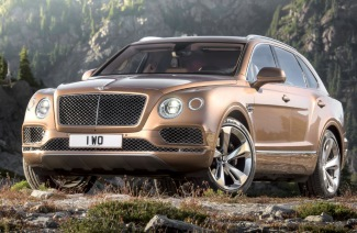 Photo of 2017 BENTLEY BENTAYGA W12 (4 SEAT) MY18