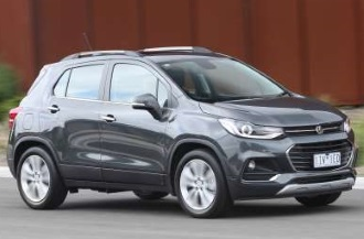 Photo of 2017 HOLDEN TRAX LS TJ MY17
