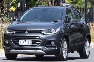 Photo of 2017 HOLDEN TRAX LT TJ MY17