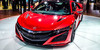 Honda NSX First Look : NAIAS Detroit Motor Show 2015