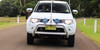 2015 Mitsubishi Triton 4x4 Dual Cab : Run Out review