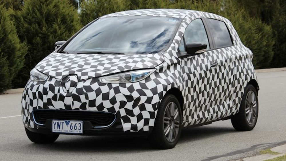 2018 renault zoe. brilliant zoe for 2018 renault zoe l
