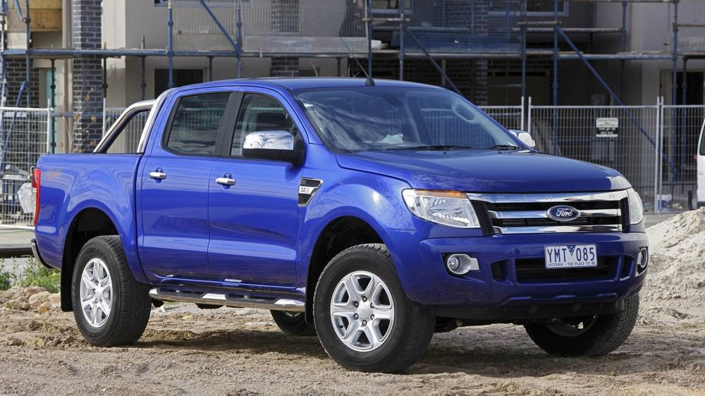 2012 Ford Ranger Xl Xlt And Wildtrak On Sale In Australia