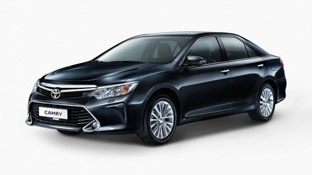 Image Gallery Toyota Aurion