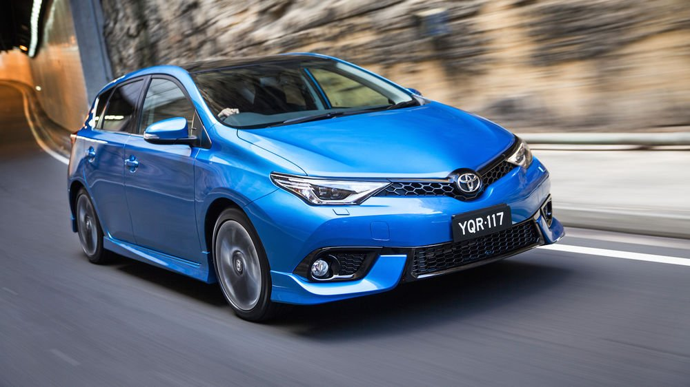 2015 Toyota Corolla hatch pricing and specifications
