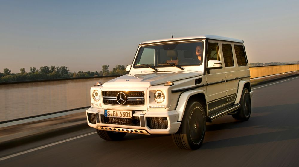 Image gallery mercedes g600 2016 for Mercedes benz g600