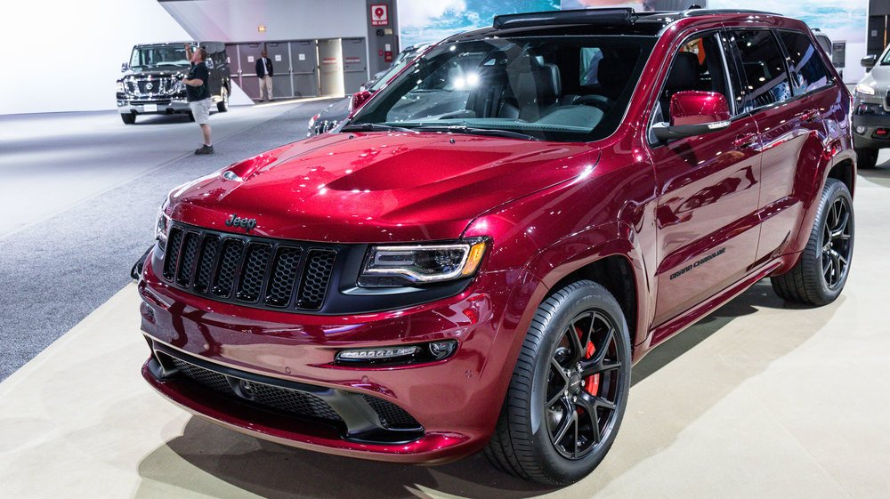 2015 Jeep Srt8 For Sale >> The Motoring World: Enhancements to Jeep Grand Cherokee 'the world's most awarded SUV' make this ...