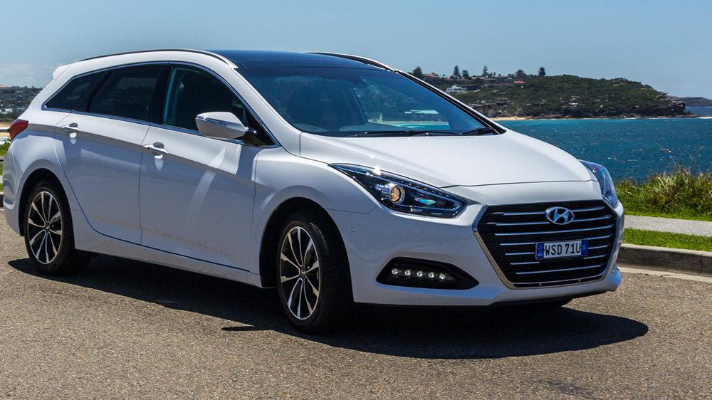 Хендай i40 универсал 2018 новый кузов комплектации и цены