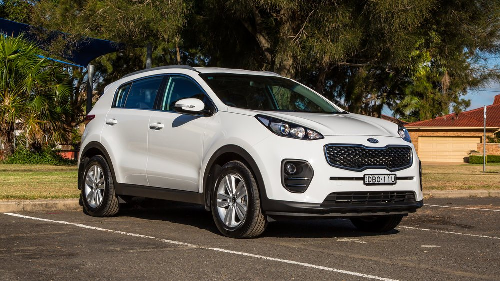 The Motoring World Usa The Kia Sportage Has Been Named