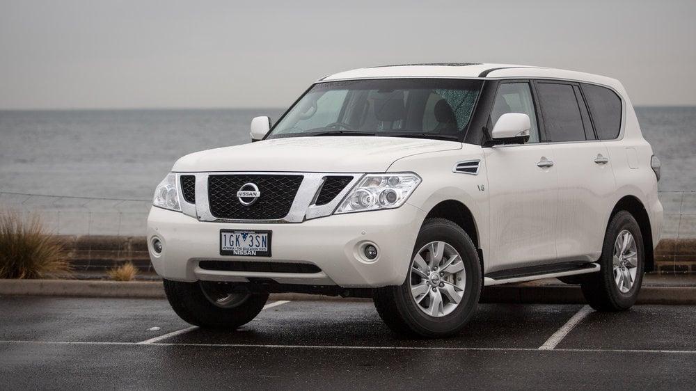 Image Gallery Nissan Prado