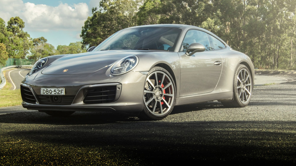 2018 porsche range more power and new kit for 911 s price hikes across