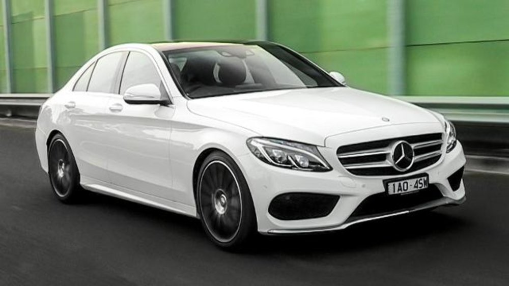 2015 Mercedes Benz C250 AMG Line Review