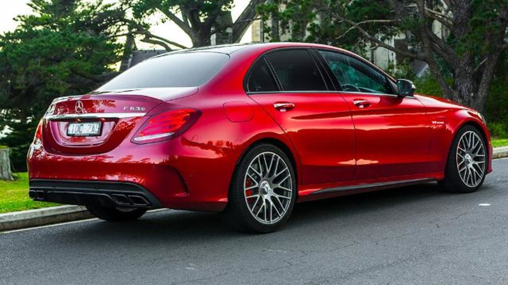 2016 mercedes amg c63 s review