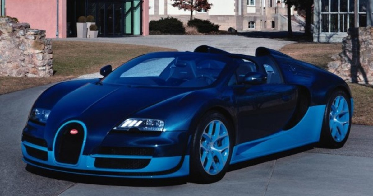 bugatti veyron grand sport vitesse specifications revealed. Black Bedroom Furniture Sets. Home Design Ideas