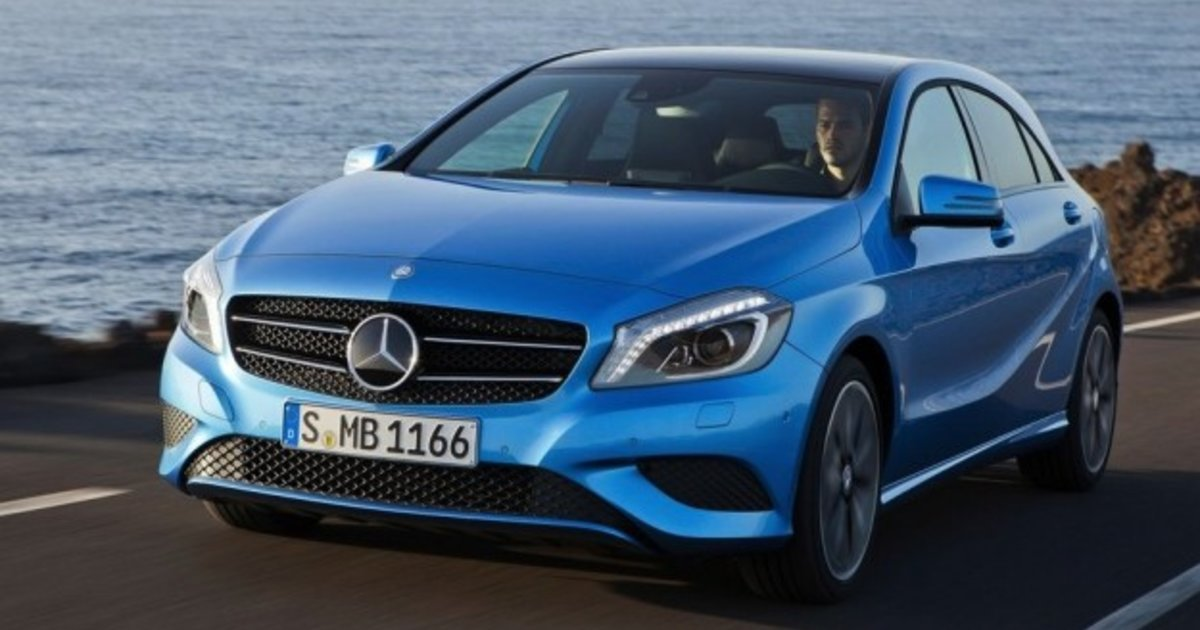 Mercedes Benz Confirms Production Of Compact Suv