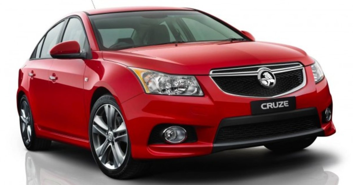 Holden Cruze Sri V Specs Autos Post