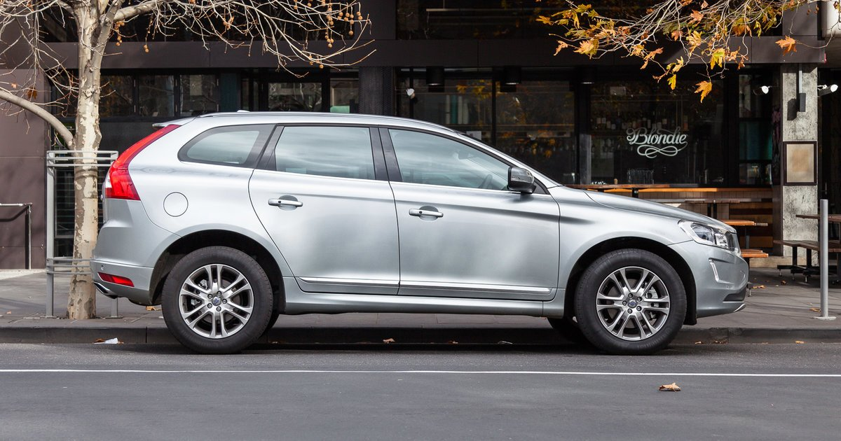 volvo xc60 review caradvice autos post. Black Bedroom Furniture Sets. Home Design Ideas
