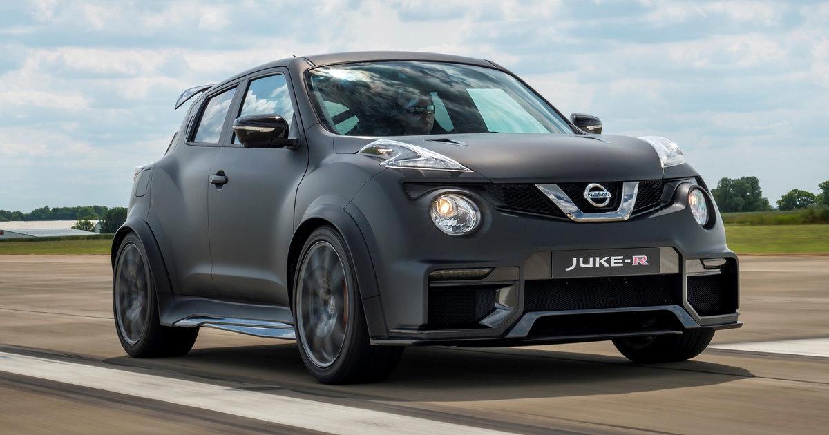 2018 nissan juke e power. Delighful 2018 Nissan Juke R 20 Unveiled With GTR Nismo Engine With 2018 Nissan Juke E Power