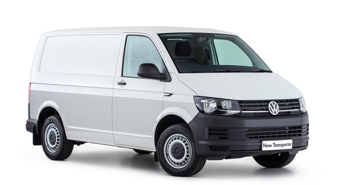 Volkswagen Transporter Runner And Caddy Runner Vans On
