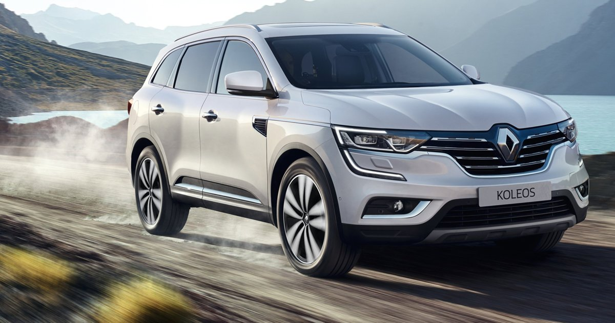 2016 renault koleos pricing and specifications. Black Bedroom Furniture Sets. Home Design Ideas