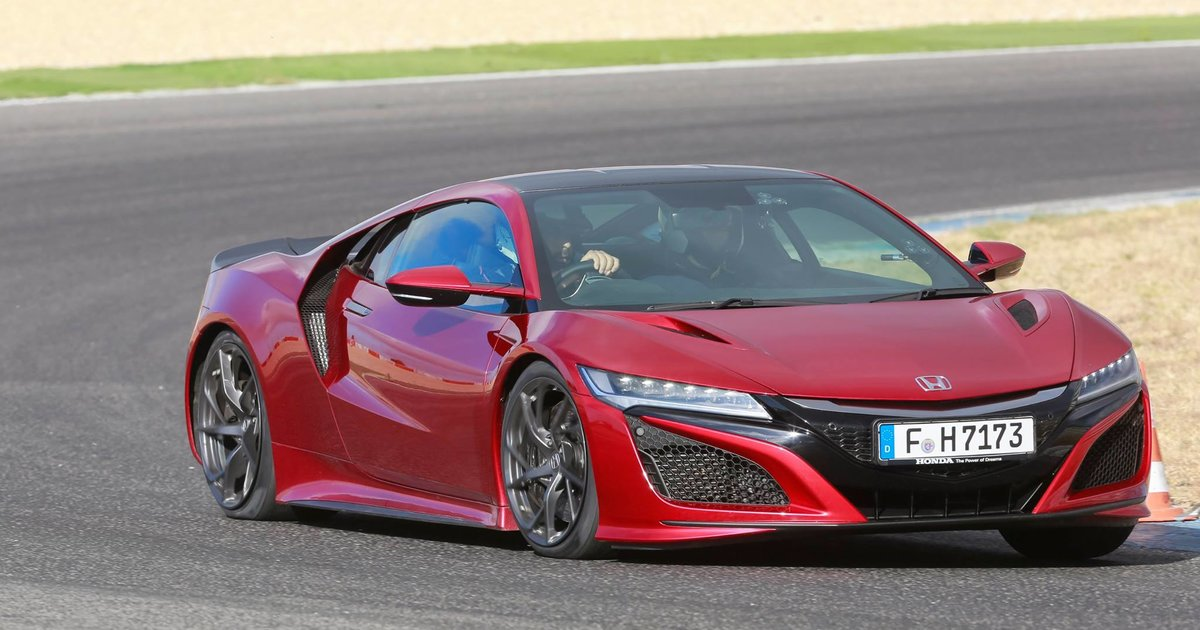 2018 honda nsx price. fine honda honda responds to nsx pricing criticism throughout 2018 honda nsx price