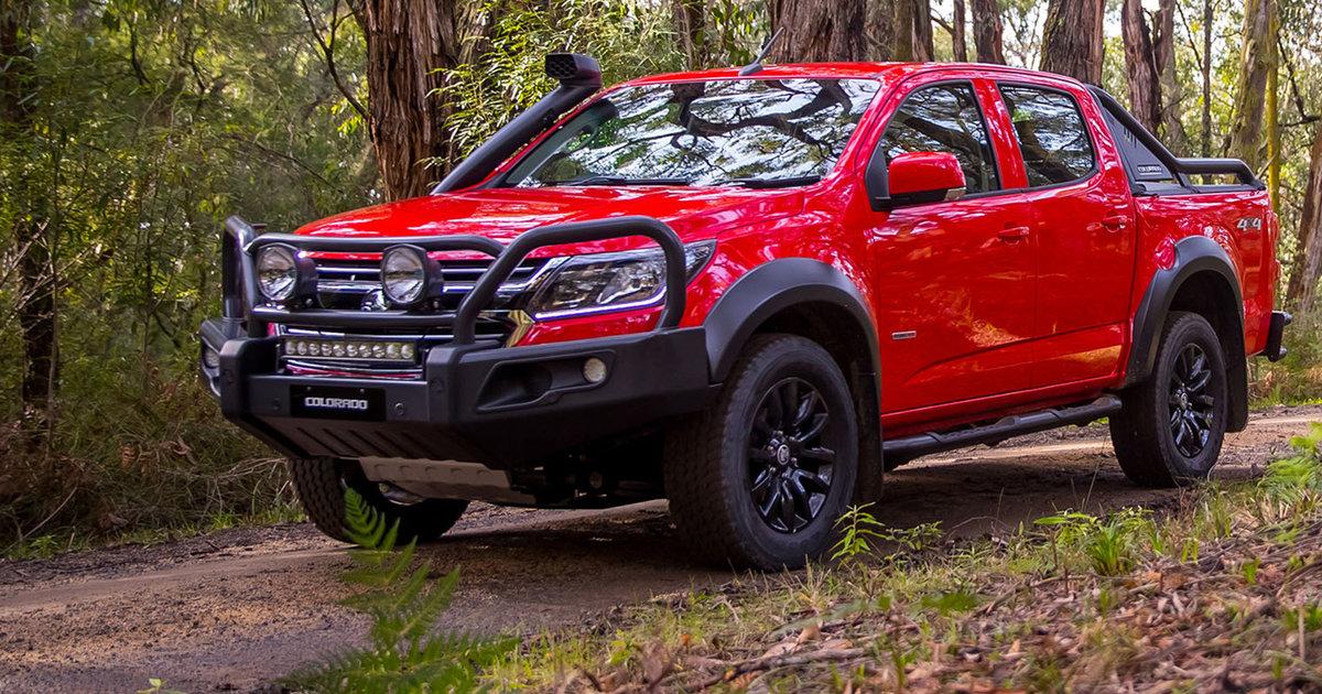 2017 Holden Colorado range lands five-star ANCAP safety ...