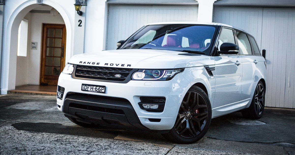 range rover range rover sport and land rover discovery sport recalled for front seat belt fix. Black Bedroom Furniture Sets. Home Design Ideas