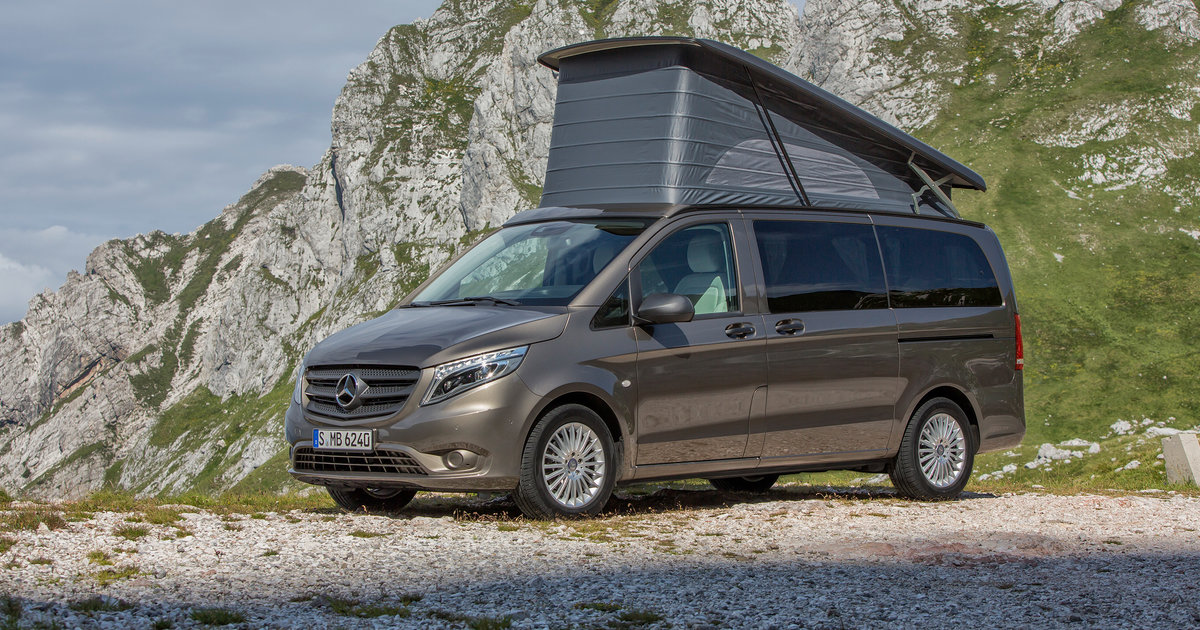 mercedes benz marco polo confirmed for australia. Black Bedroom Furniture Sets. Home Design Ideas