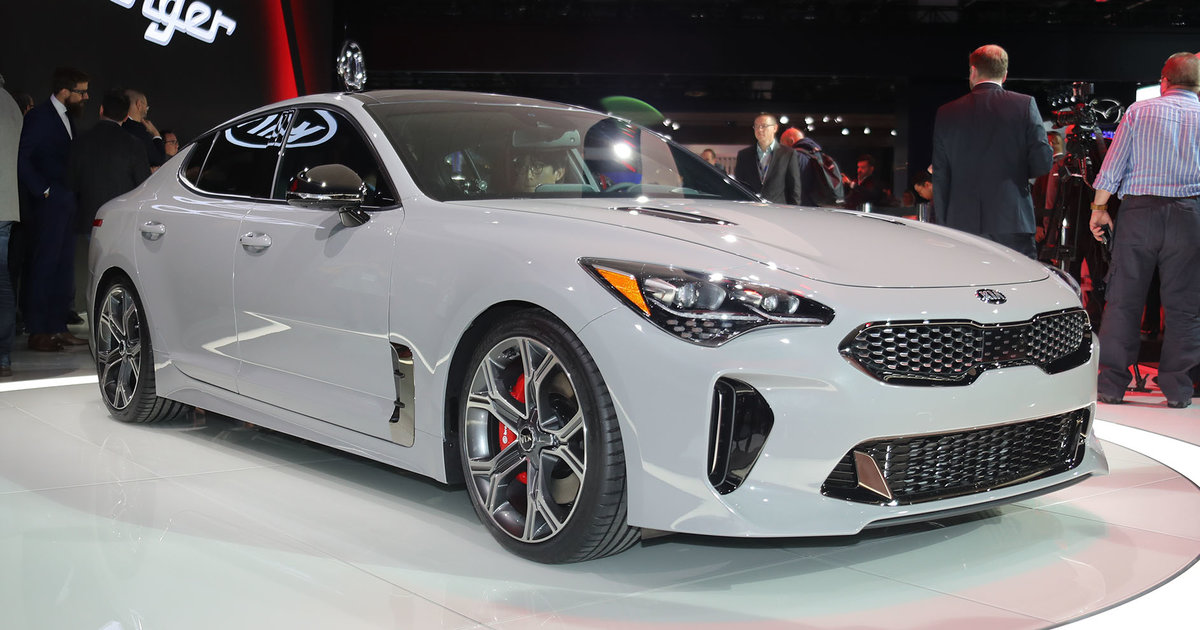 Kia Will Lure Commodore Ss Owners With New Stinger Twin