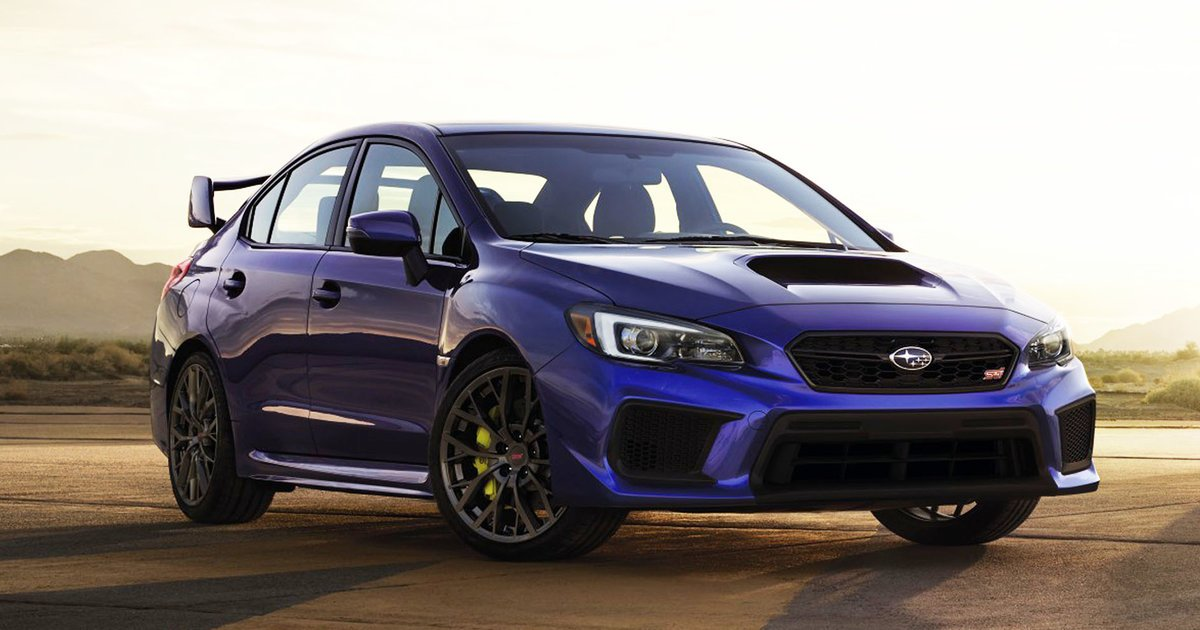2017 subaru wrx update revealed in the usa. Black Bedroom Furniture Sets. Home Design Ideas