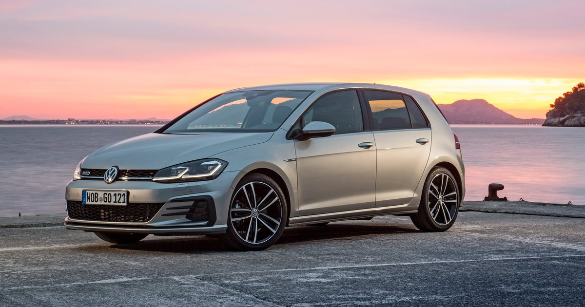 volkswagen australia still cold on golf gtd. Black Bedroom Furniture Sets. Home Design Ideas