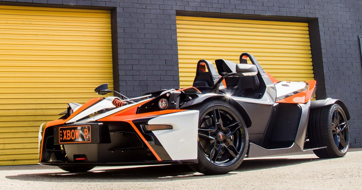 Ktm X-Bow Price >> KTM X-Bow on sale in Australia, and it's street legal
