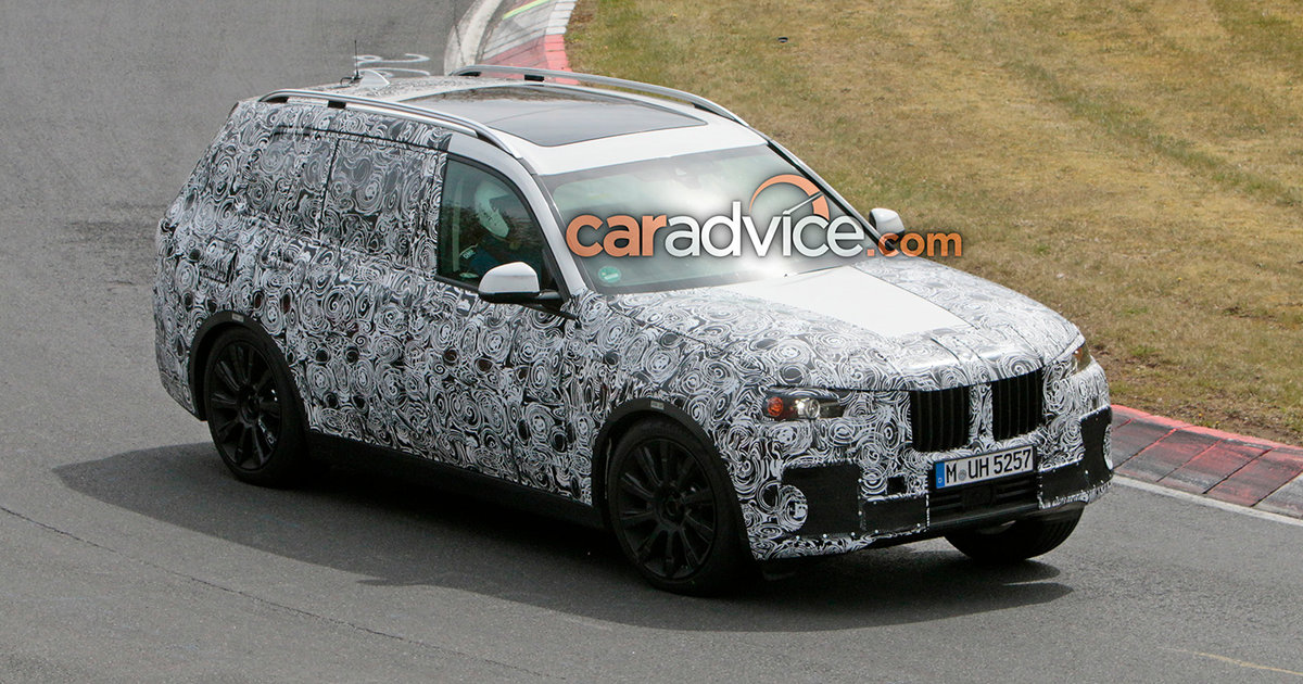 2018 BMW X7 to debut as a concept in September