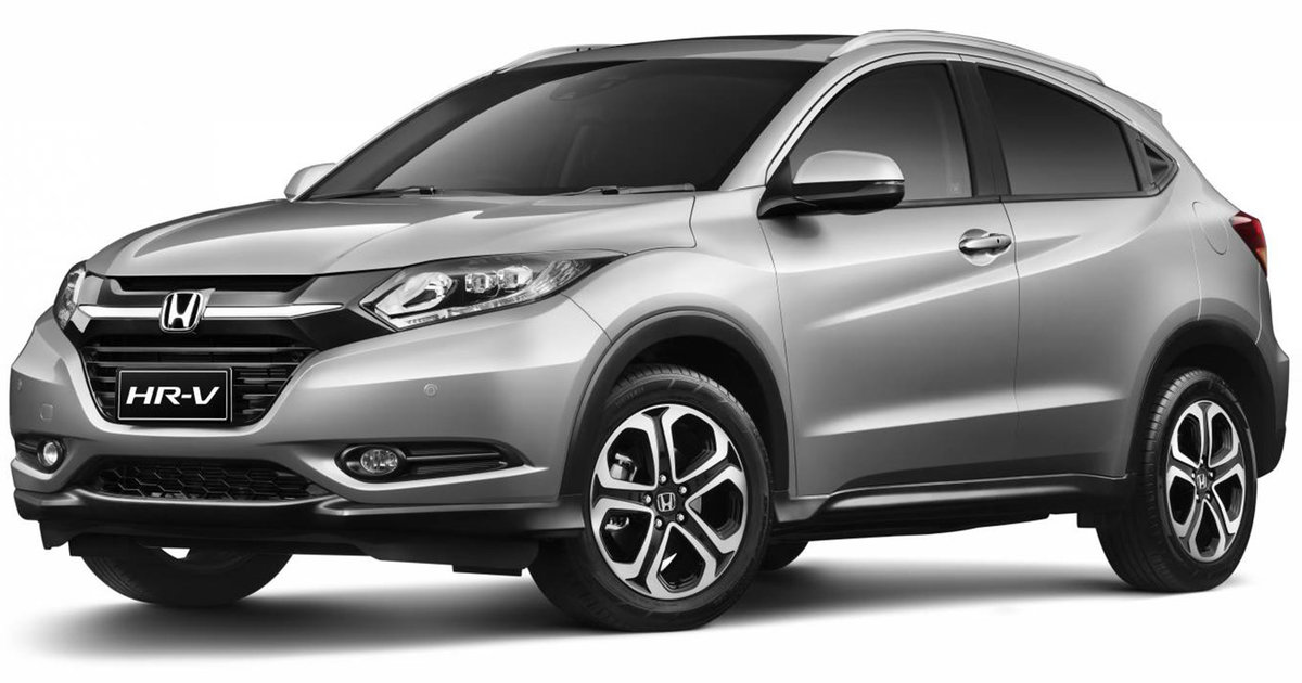 2017 honda hr v pricing and specs navigation now standard lanewatch dropped update. Black Bedroom Furniture Sets. Home Design Ideas
