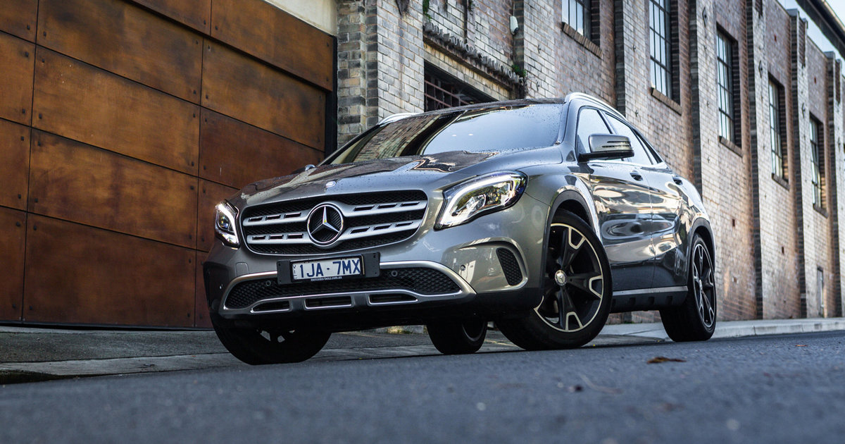 2017 mercedes benz gla250 4matic review cars news