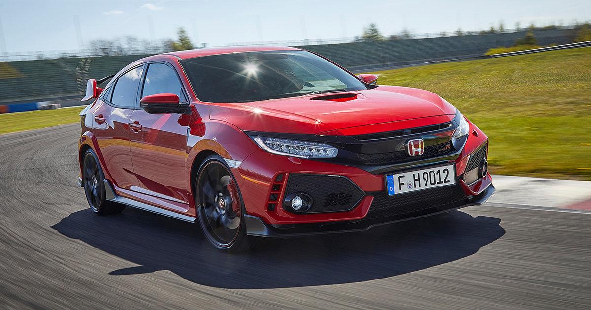 2017 Civic Si Specs >> 2018 Honda Civic Type R: 0-100 and European specs revealed