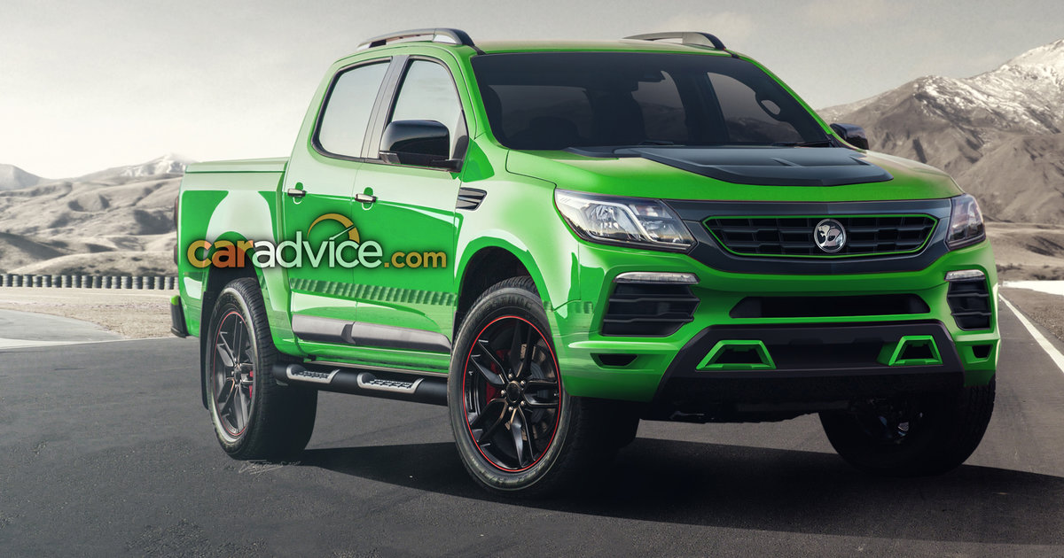 2019 Holden Colorado New Car Release Date And Review