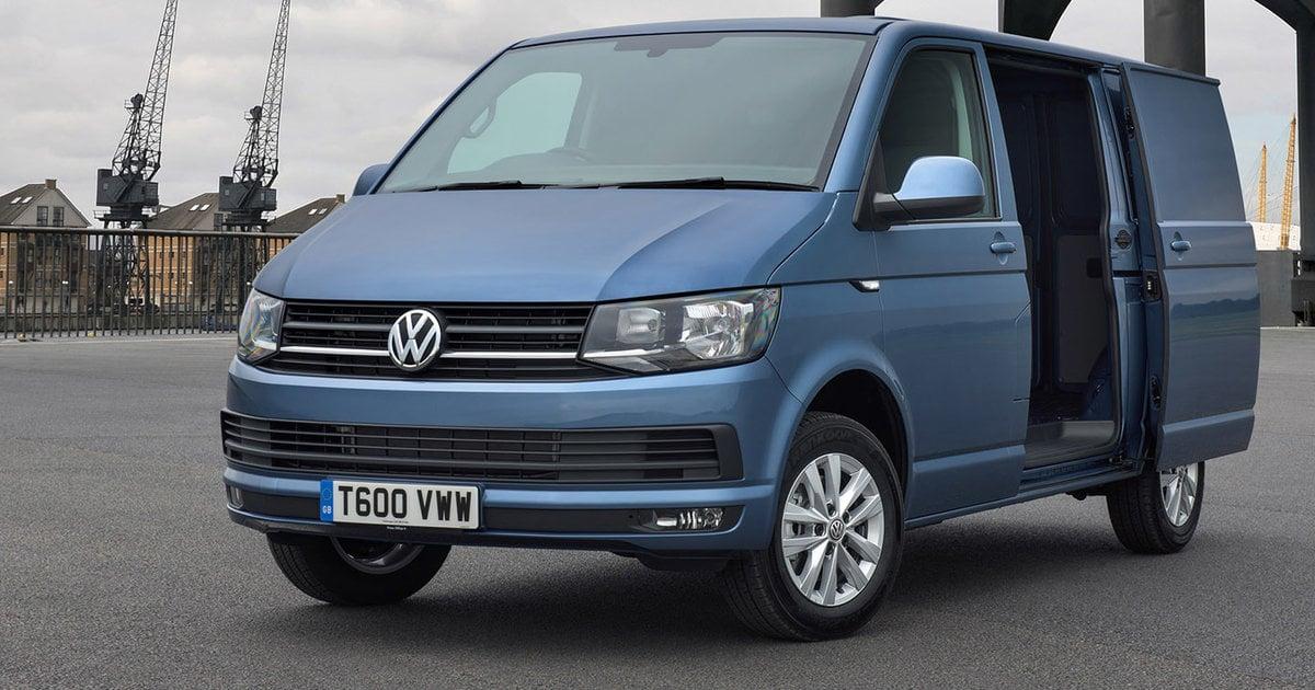 Volkswagen Transporter gets petrol power in Europe, under ...