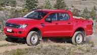 2012 Ford Ranger XL 3.2 (4x4) Review