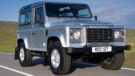 2013 Land Rover Defender 90 Review