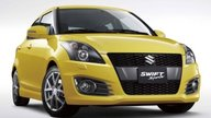 2014 Suzuki Swift SPORT Navigator Review