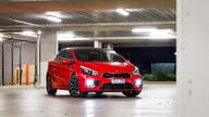 2016 Kia Pro_cee'd GT changes detailed, but local future uncertain